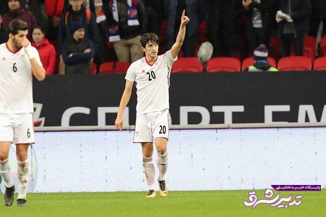تصویر از AFC: سردار آزمون، ستاره ای که ماندن در روسیه را به آرسنال و لیورپول ترجیح داد