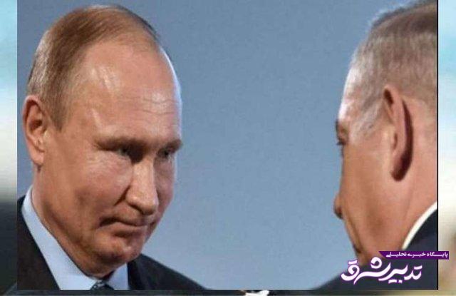 تصویر از نتانیاهو مداخله روسیه برای توقف حملات رژیم صهیونیستی در سوریه را بعید دانست