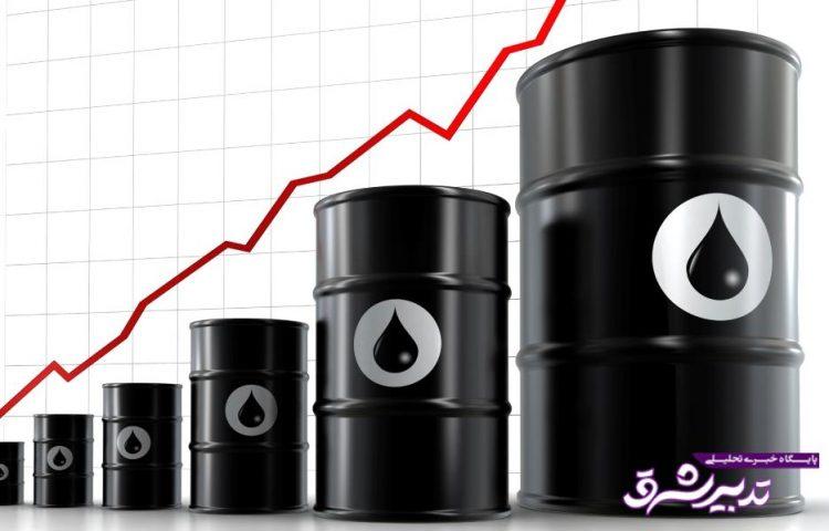 تصویر از ان بی سی: قیمت نفت افزایش یافت