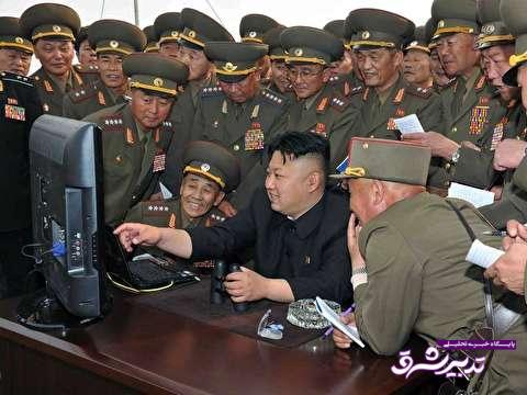 تصویر از تصاویر : کره شمالی در حال انهدام سایت مربوط به آزمایش هستهای