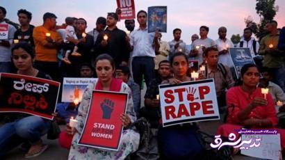 تصویر از حادثه تکان دهنده؛ تجاوز ۲ نفر به دختر ١۶ ساله هندی/ پس از شکایت والدین، دختر را زنده زنده سوزاندند!
