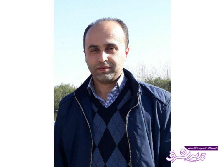 سرپرست مرکز جهاد کشاورزی دهستان جیرده