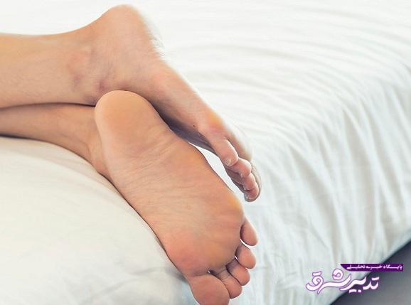 تصویر از پاها چه نکاتی را درباره سلامتی ما آشکار می کنند؟
