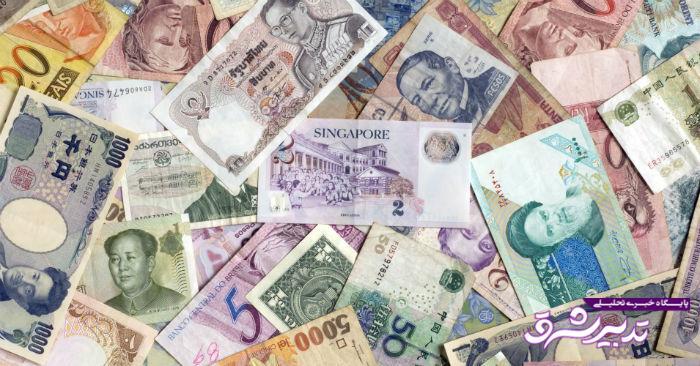 واحدهای پول جهان