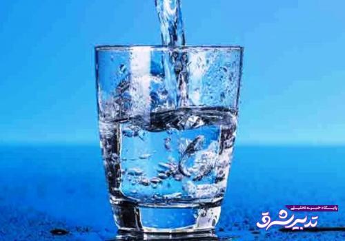 تصویر از رژیم اسرائیلی خود را الهه آب ایران جا می زند