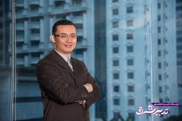 تصویر از مدیرعامل شرکت مالزیایی پس از انفجار موبایل خود کشته شد