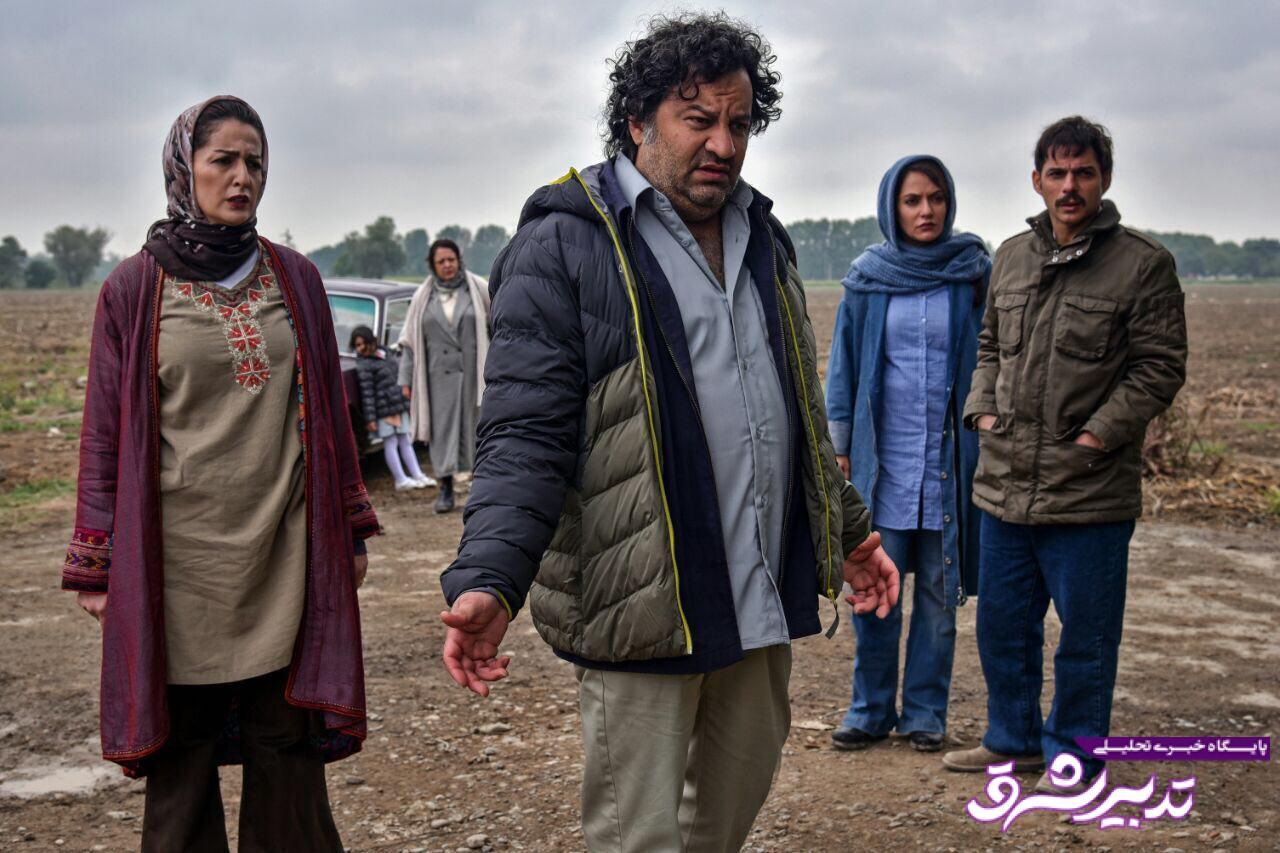 تصویر از نخستین تجربه بازیگری مهراب قاسم خانی و شقایق دهقان در فیلم جدید صفی یزدانیان در لاهیجان