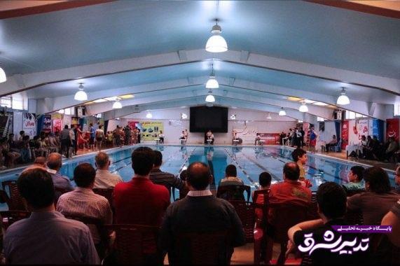 تصویر از استخر مهر لاهیجان بدون مزایده به بخش خصوصی واگذار خواهد شد!