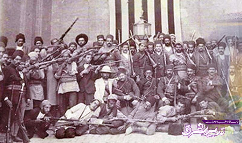 تصویر از گیلانی ها چگونه پایتخت را فتح کردند؟