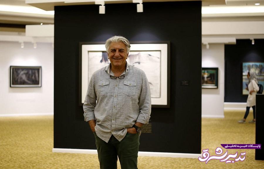 تصویر از طوفان حراجی هنر تهران با فروش ۷۸ تابلو به قیمت ۳۱ میلیارد تومان
