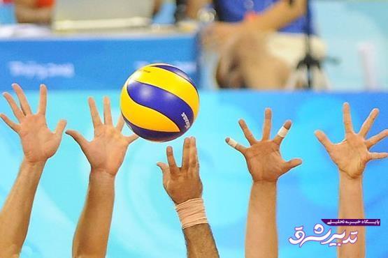 تصویر از مسابقات قهرمانی والیبال نوجوانان کشور در لنگرود برگزار میشود
