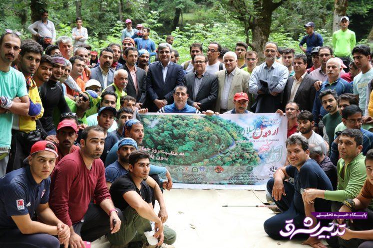 تصویر از حفاظت از منابع طبیعی در کنار ترویج کوهنوردی با اهمیت است