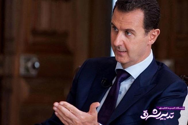 تصویر از آیا بشار اسد، پس از پیروزی، بلافاصله خواستار خروج ایران از سوریه میشود؟