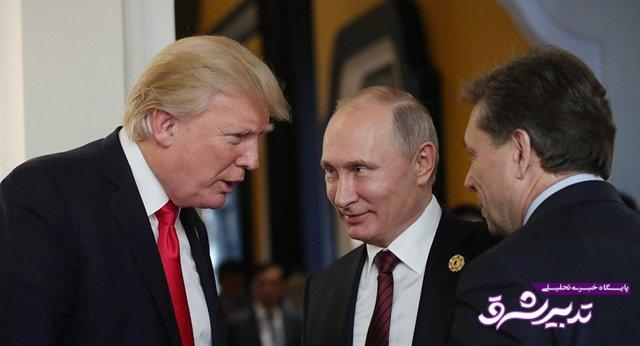 تصویر از معاملهای محرمانه درباره جنوب سوریه روی میز مذاکرات ترامپ و پوتین