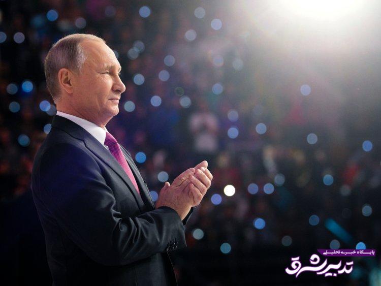 تصویر از راز علاقه «جبهه پایداری» به پوتین