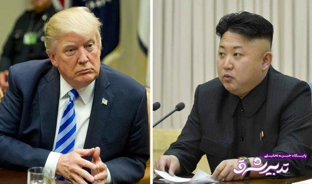 نامه رهبر کره شمالی به ترامپ