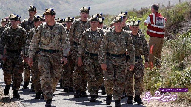 تصویر از آمریکا: انگلیس هزینههای نظامی اش را افزایش دهد
