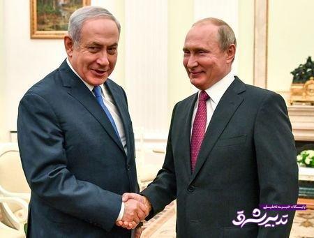 تصویر از توافق ترامپ – پوتین – نتانیاهو درباره سوریه