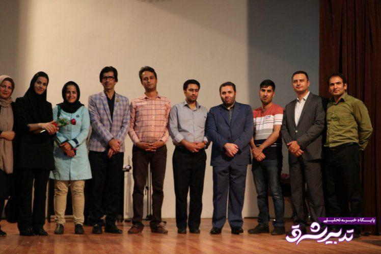 تصویر از اختتامیه کلاس بوستان بهار و تجلیل از فعالین محیط زیست در لاهیجان برگزار شد/تصاویر