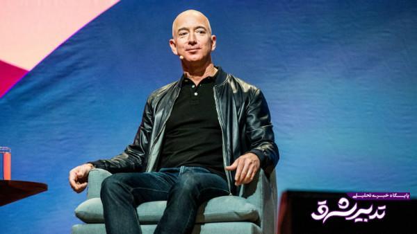 تصویر از جف بزوس به ثروتمندترین فرد تاریخ مدرن بدل شد