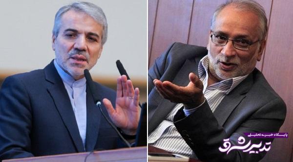 تصویر از مرعشی: سراغ هر وزیری بروید دادش از دست نوبخت بر هواست/ او هیچ موافقی در دولت ندارد