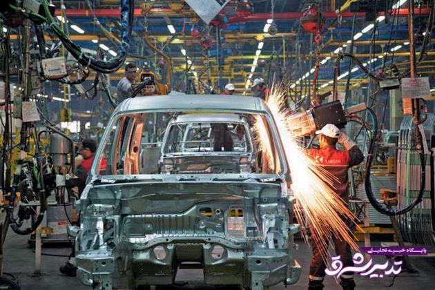 تصویر از احتمال تعطیلی صنعت خودروسازی از شهریورماه امسال