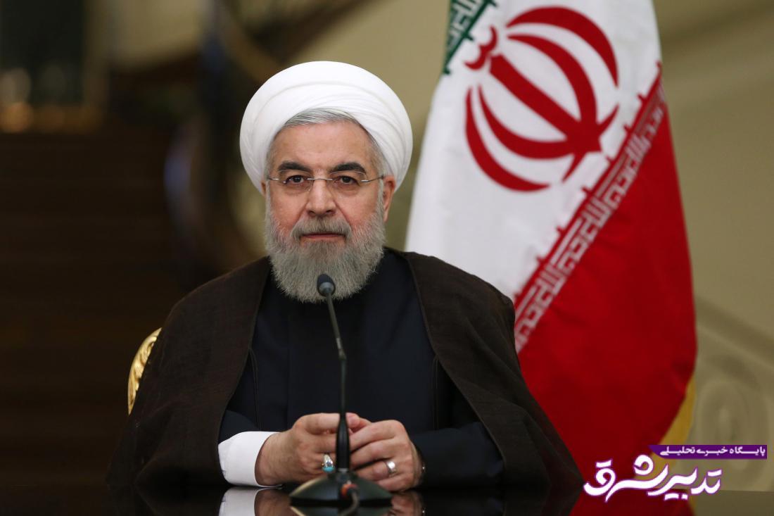 تصویر از روحانی درگفت وگوی زنده تلویزیونی: در مجلس با صراحت بیشتری با مردم سخن خواهم گفت/ مشکلات ارزی با شروع اعتراضات دی ماه ۹۶ از یک شهر خاص آغاز شد