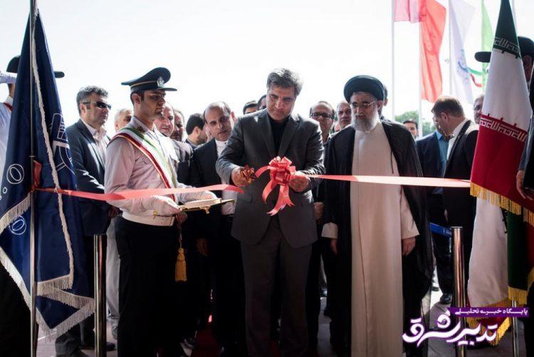 تصویر از افتتاح هفت پروژه بندری در شهرستان انزلی