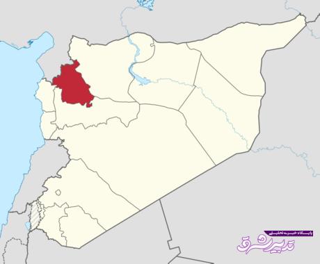 تصویر از احتمالی که وال استریت ژورنال درباره جنگ سوریه میدهد