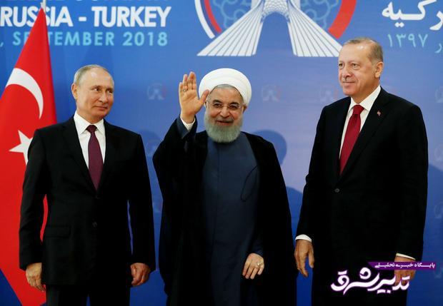 تصویر از اردوغان بازی را باخت