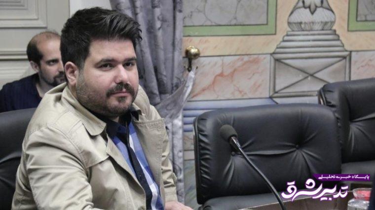 تصویر از دکتر بهراد ذاکری عضو شورای شهر رشت: این روزها برخی دچار توهم شده اند و خود را ملاک اصلاح طلبی میدانند