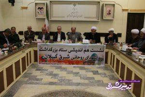 تصویر از فرماندار آستانه اشرفیه:دفاع مقدس معدن طلای ملت است