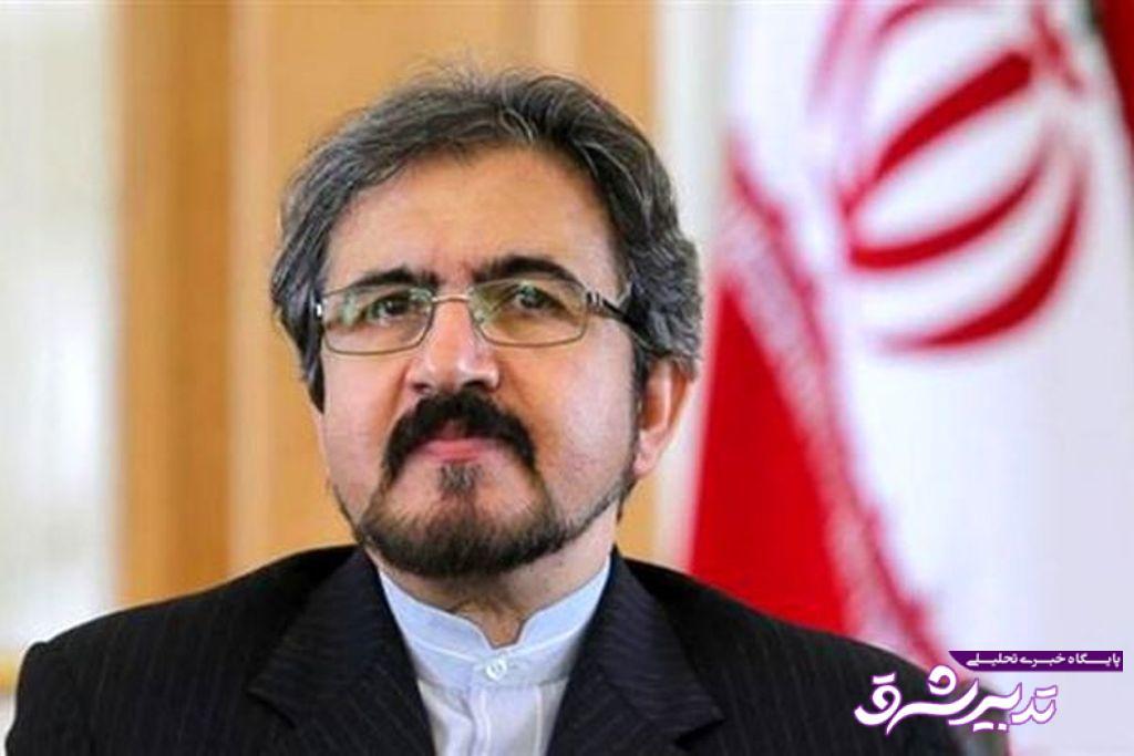 تصویر از سخنگوی وزارت خارجه: قرار موقت دادگاه لاهه برای دولت آمریکا الزام آور است