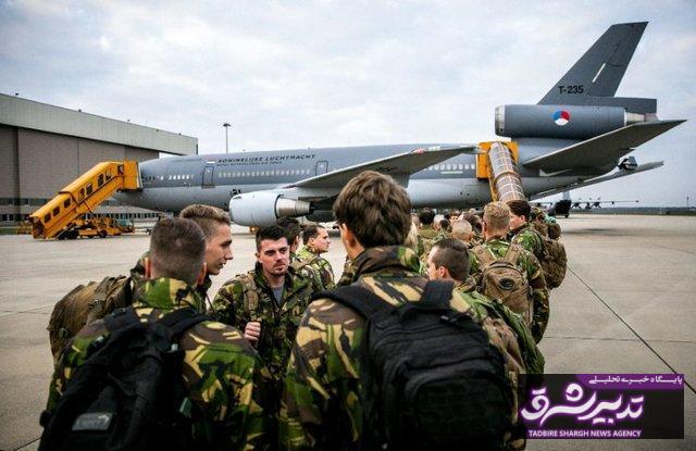 تصویر از ناتو بزرگترین مانور نظامی خود را در نروژ برگزار میکند