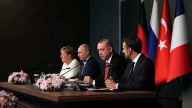 تصویر از مهمترین بندهای بیانیه مشترک اجلاس چهارجانبه استانبول درباره سوریه