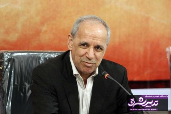 جمشید انصاری رییس سازمان اداری