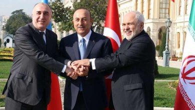 تصویر از در نشست سهجانبه وزیران خارجه؛ ایران، ترکیه و آذربایجان بر اجرای کامل برجام تاکید کردند