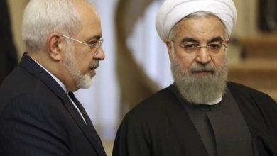 تصویر از حمایت روحانی از ظریف: چرا با صدای بلند و لحن توهین آمیز با هم حرف میزنیم و کلمات درشت را نثار هم میکنیم؟ / هر بحثی را در سطح خیابان ها نیاوریم و نادرست مطرح نکنیم