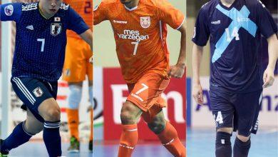 تصویر از اسامی کامل نامزدهای برترینهای آسیا/ جاوید و حسن زاده از ایران نامزد برترین بازیکن فوتسال