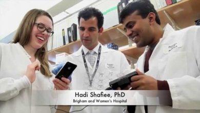 تصویر از تشخیص باروری زنان با برنامه گوشی هوشمند دانشمند ایرانی