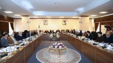 تصویر از در اولین جلسه به ریاست آملی لاریجانی؛ مجمع تشخیص لایحه «اصلاح قانون مبارزه با پولشویی»، یکی از لوایح FATF را تایید کرد