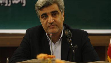 تصویر از گزارش تصویری از مراسم تودیع و معارفه فرماندار جدید لاهیجان با حضور دکتر سالاری استاندار گیلان