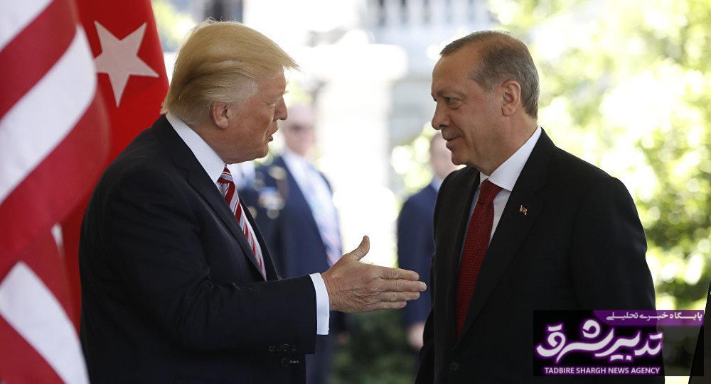 ریاستجمهوری ترکیه و ترامپ