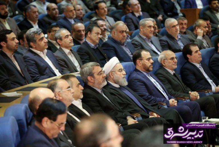 نشست مشترک دولت و استانداران