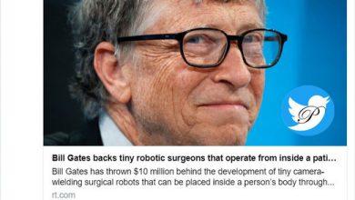 تصویر از میکرورباتهای جراحی بهزودی تبدیل به واقعیت میشوند