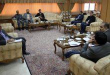 تصویر از استاندار گیلان در دیدار با مدیران شرکت تاپیکو (مالک و سهامدار شرکت های چوکا و چوب و کاغذ اسالم): گامهای موثری در جهت پویایی شرکت چوکا برداشته میشود