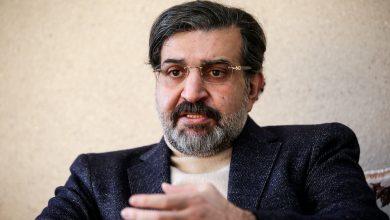 تصویر از صادق خرازی: وزیر خارجه امین نظام است و اختیارات کافی دارد