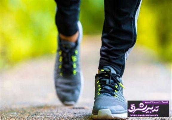 پیادهروی تند