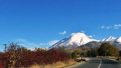 تصویر از هوای کشور گرم میشود/خداحافظی با زمستان