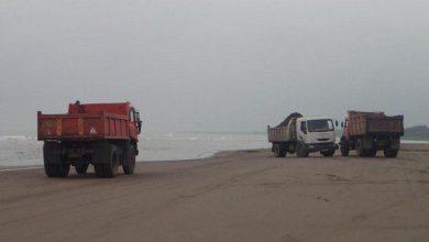 تصویر از برداشت شن و ماسه در بستر رودخانههای گیلان ممنوع شد